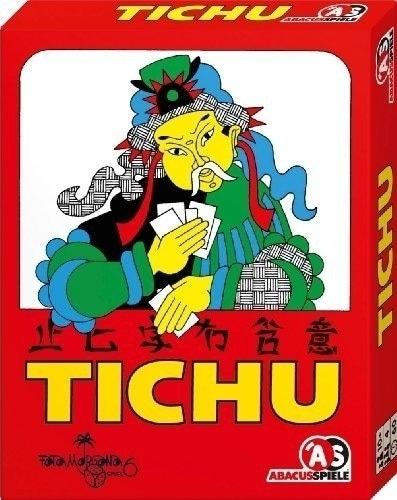 Tichu Box Art