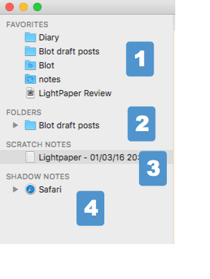 LightPaper Preferences