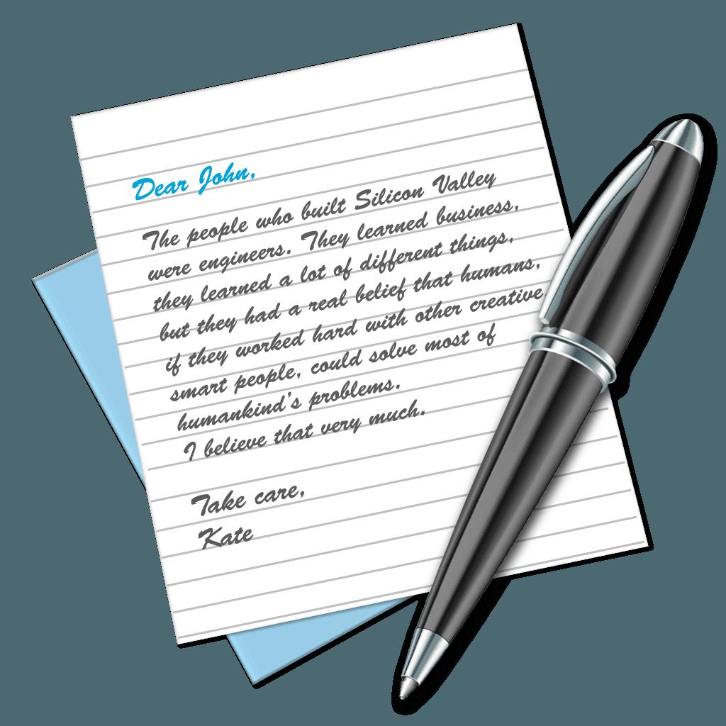 Mach Write icon