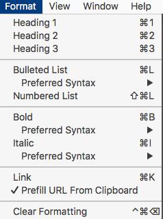 Paper Format + Option
