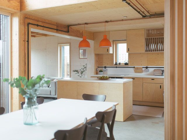 industrial kitchen-diner-ubuild-box-house-my-grand-design-studio-bark