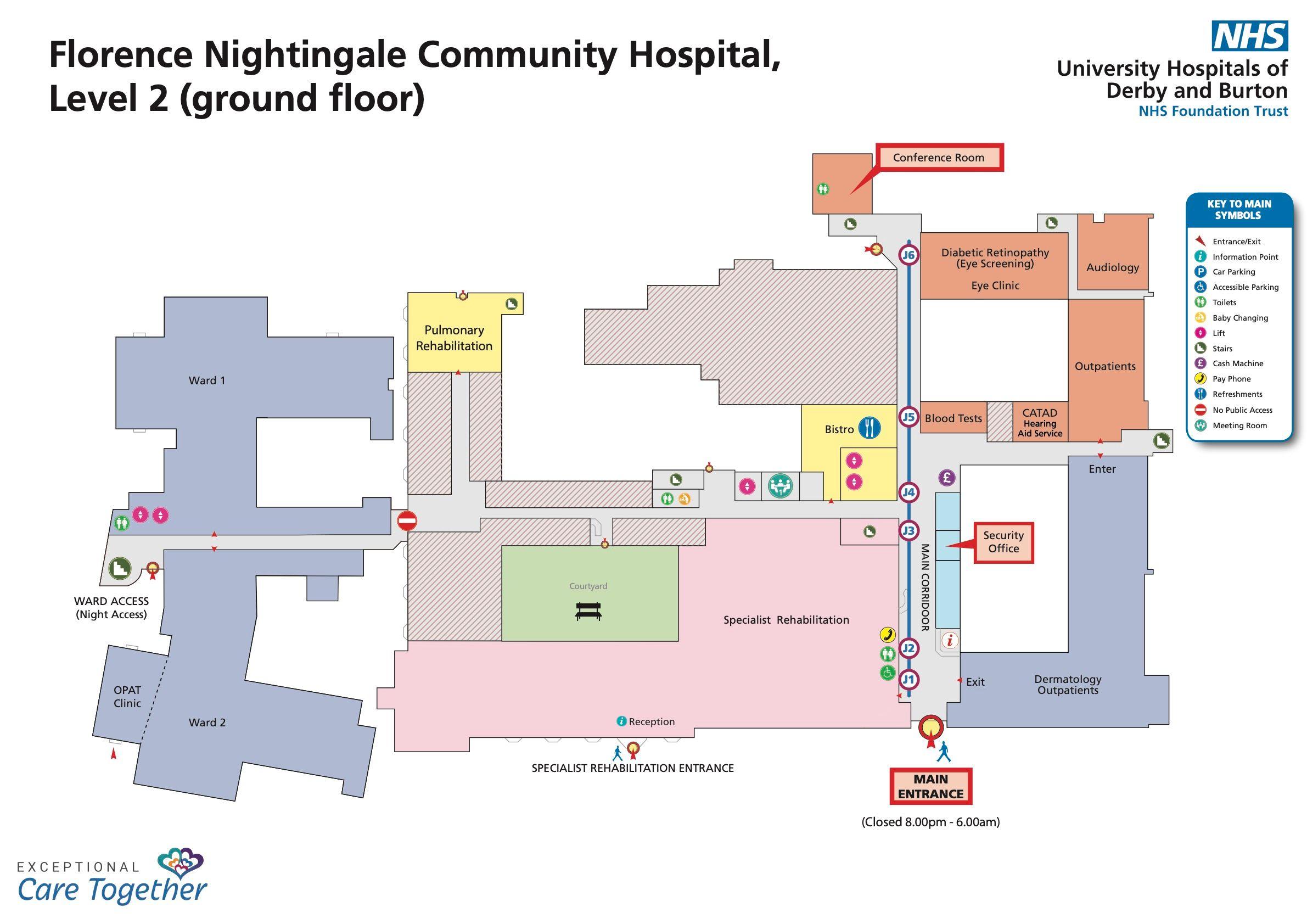 florence nightingale community hospital