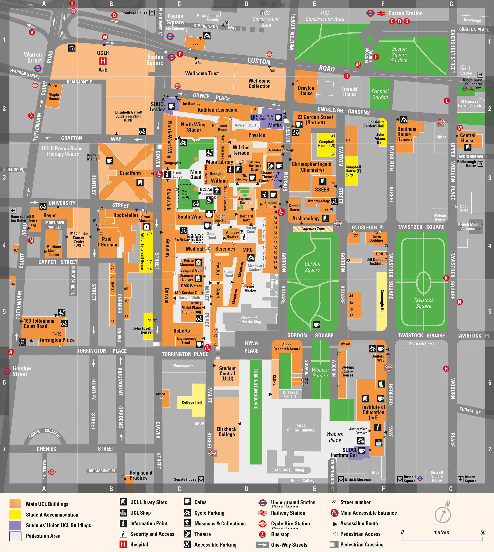university of london bloomsbury