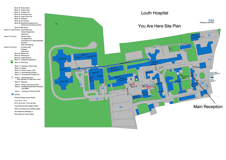 louth hospital