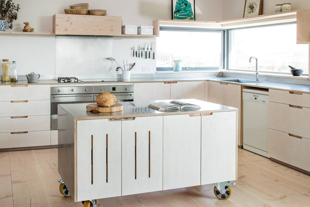 Contemporary-Eco-Kitchen-with-plyoowd-cabinets-and-stainless-steel-worktops-1024x683
