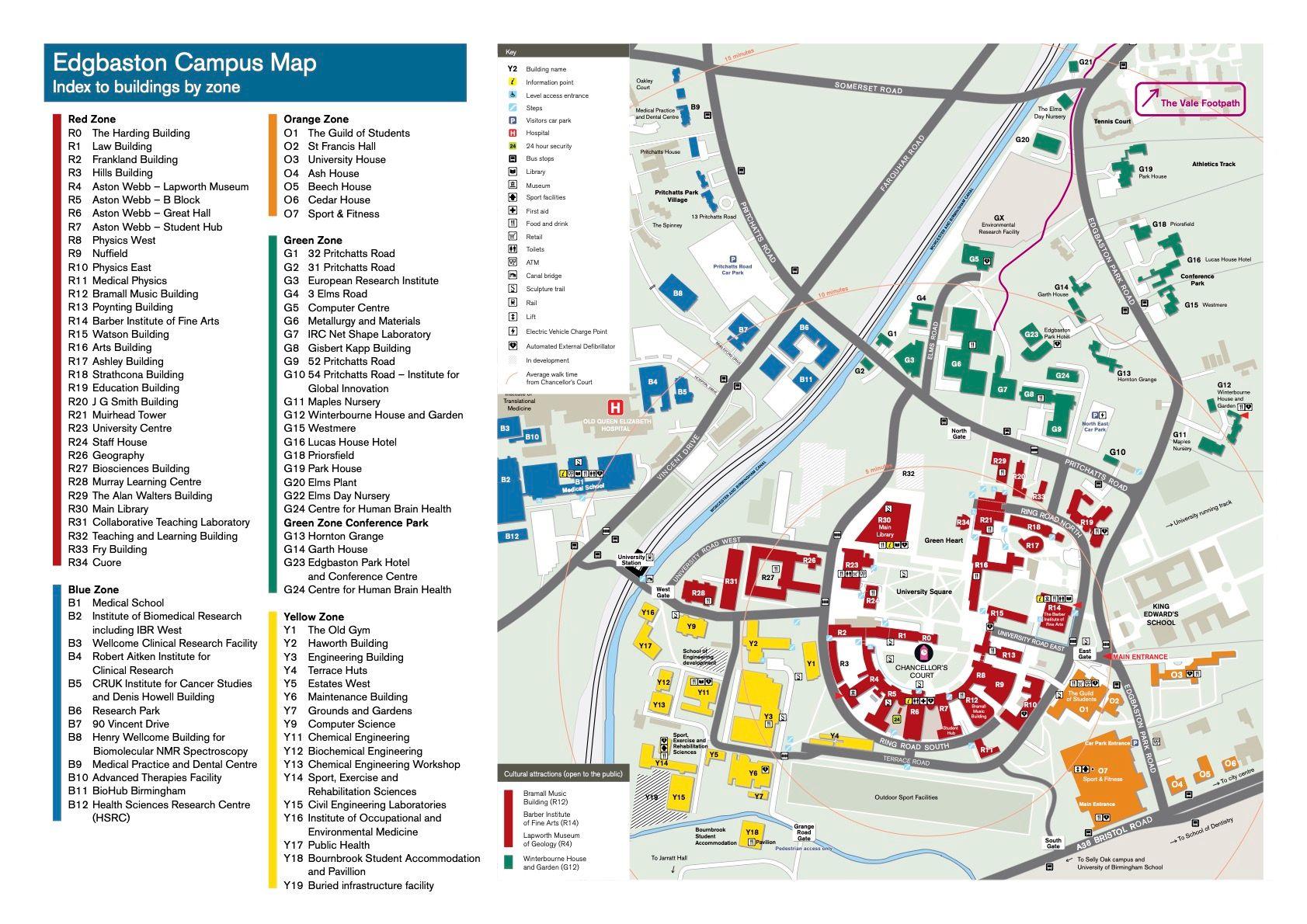 university of birmingham edgbaston