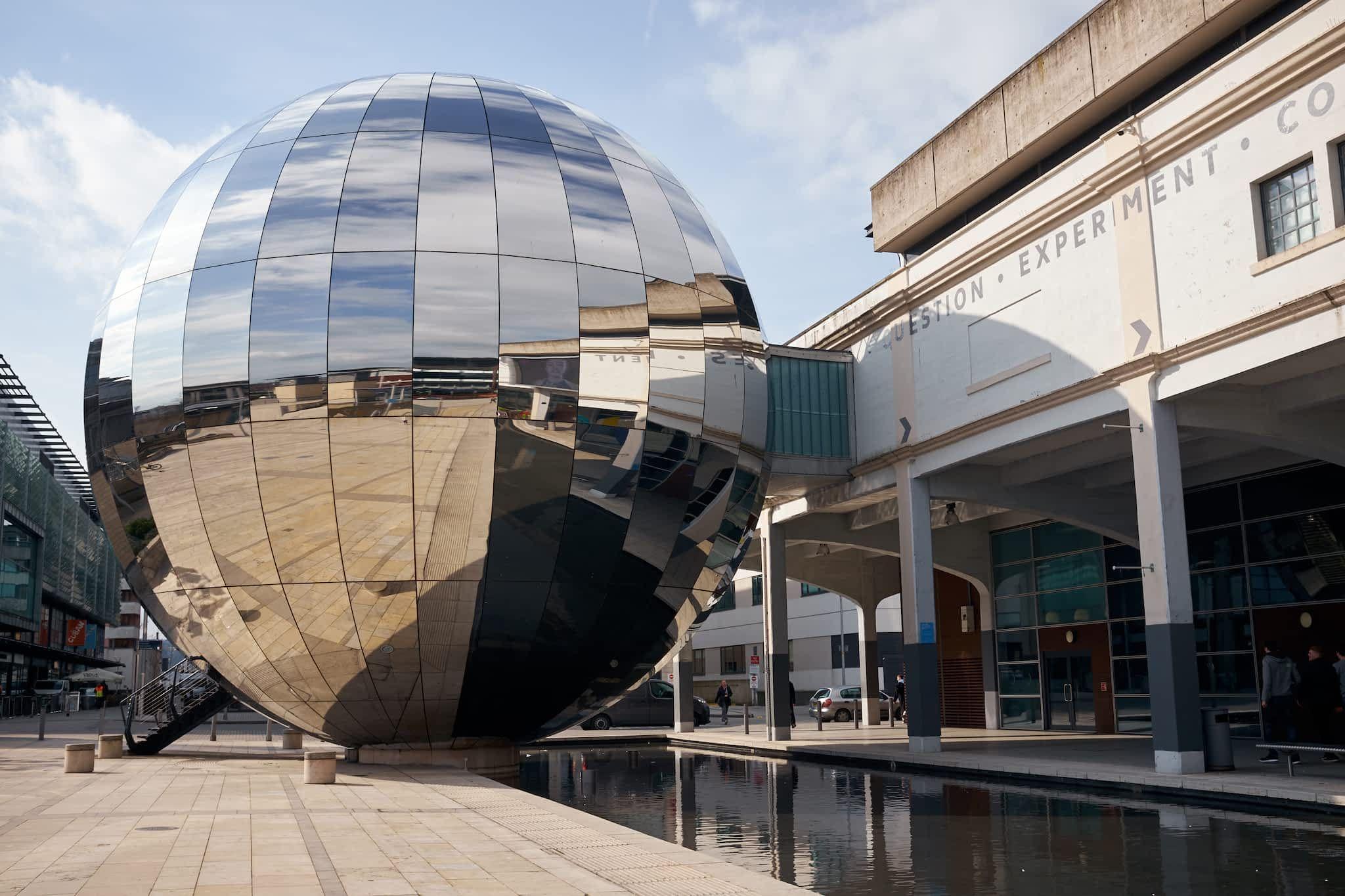 bristol planetarium