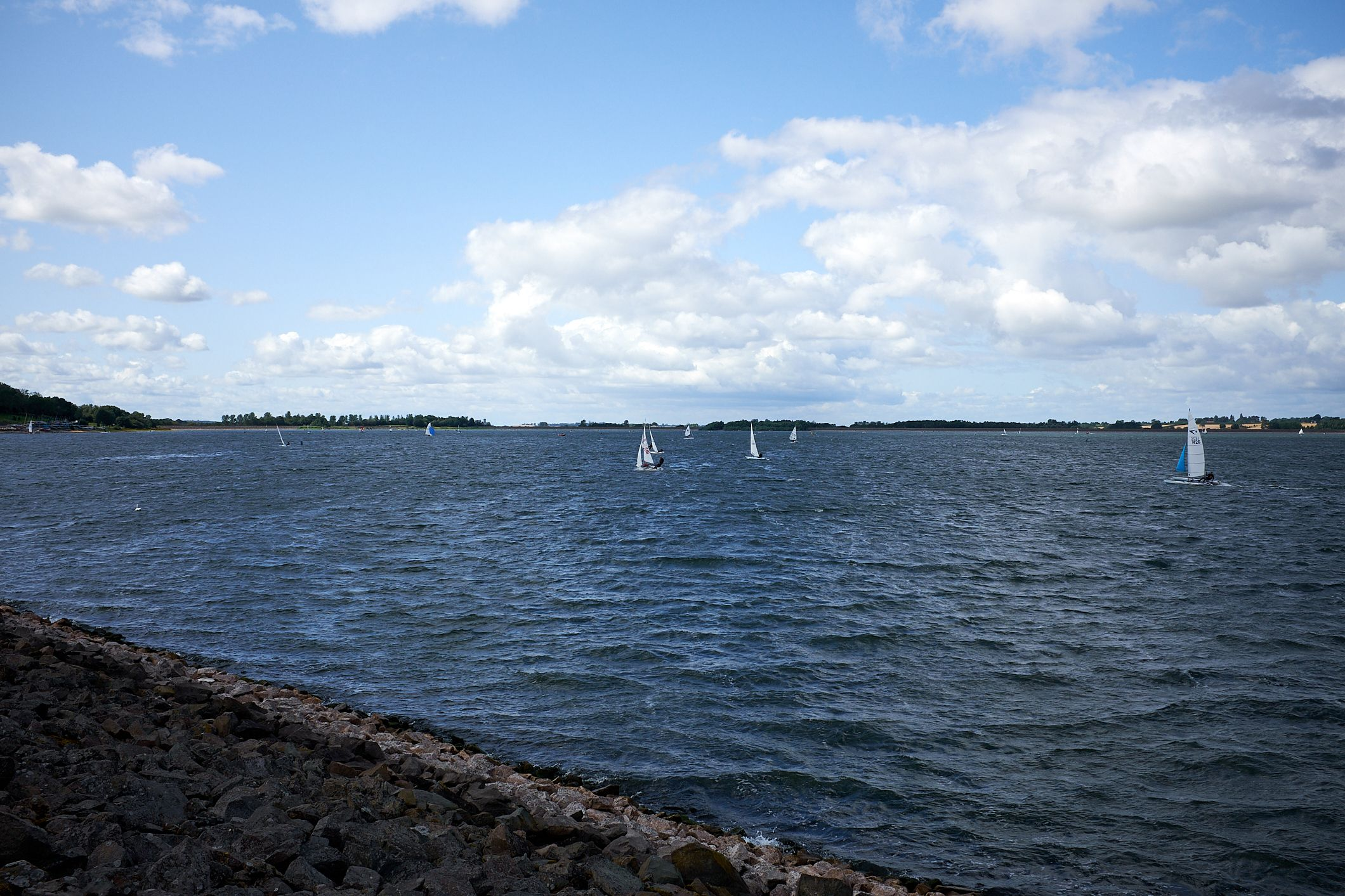 draycote water sailing