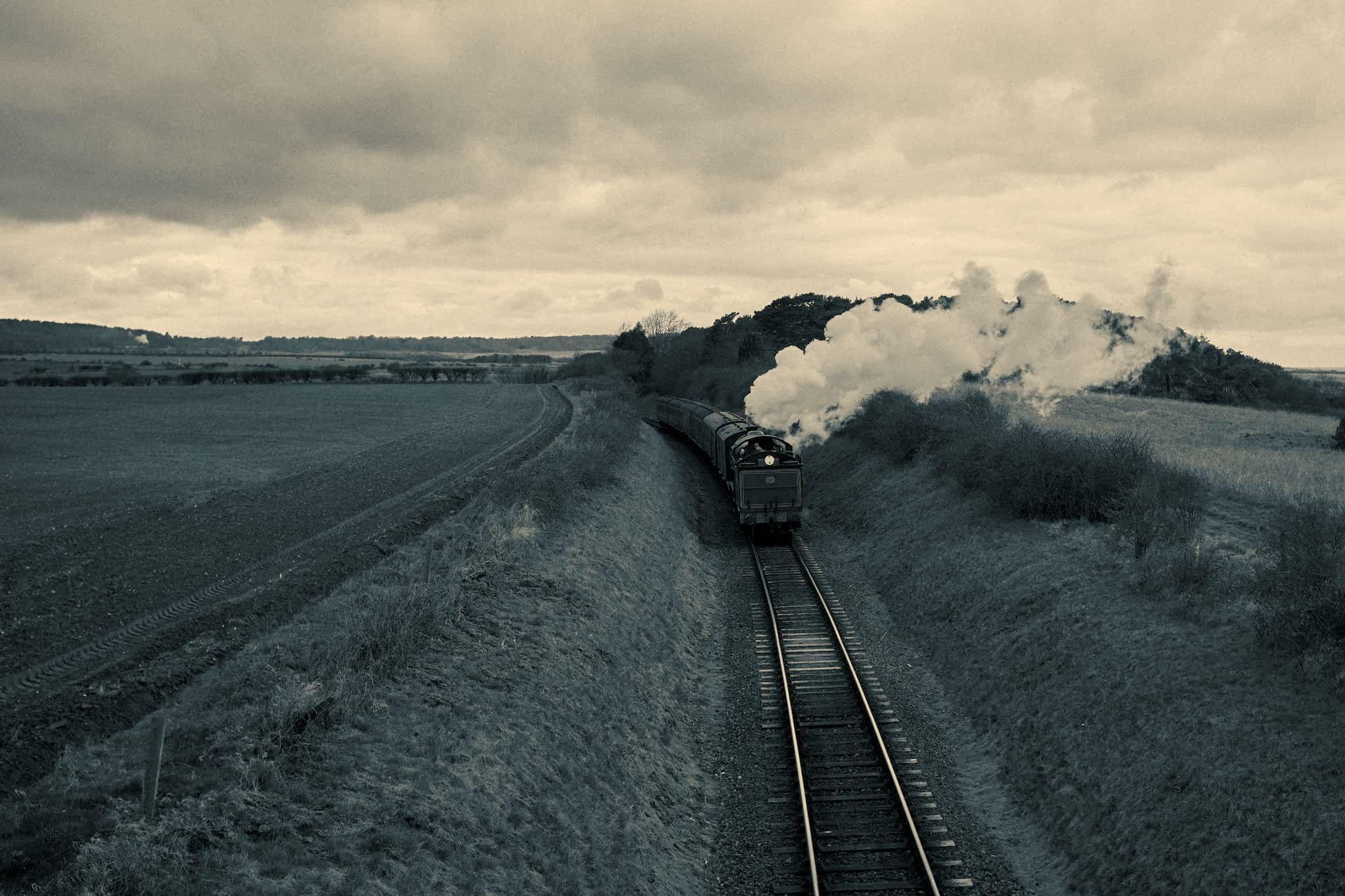 holt-sheringham line