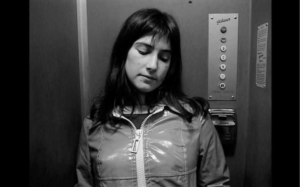 Chantal Akerman in Je Tu Il Elle