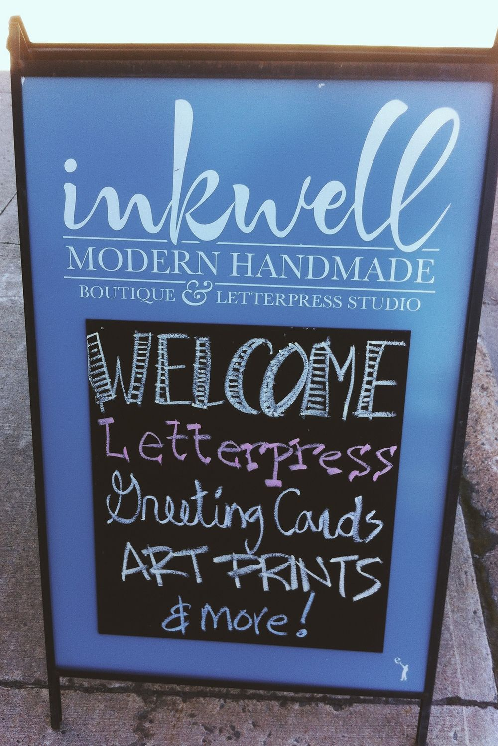 Inkwell Sign