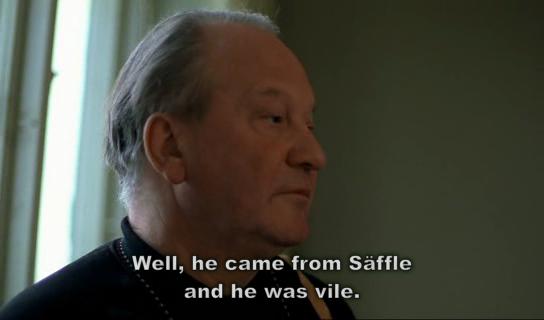 Bo Widerberg - Mannen på taket (1976)