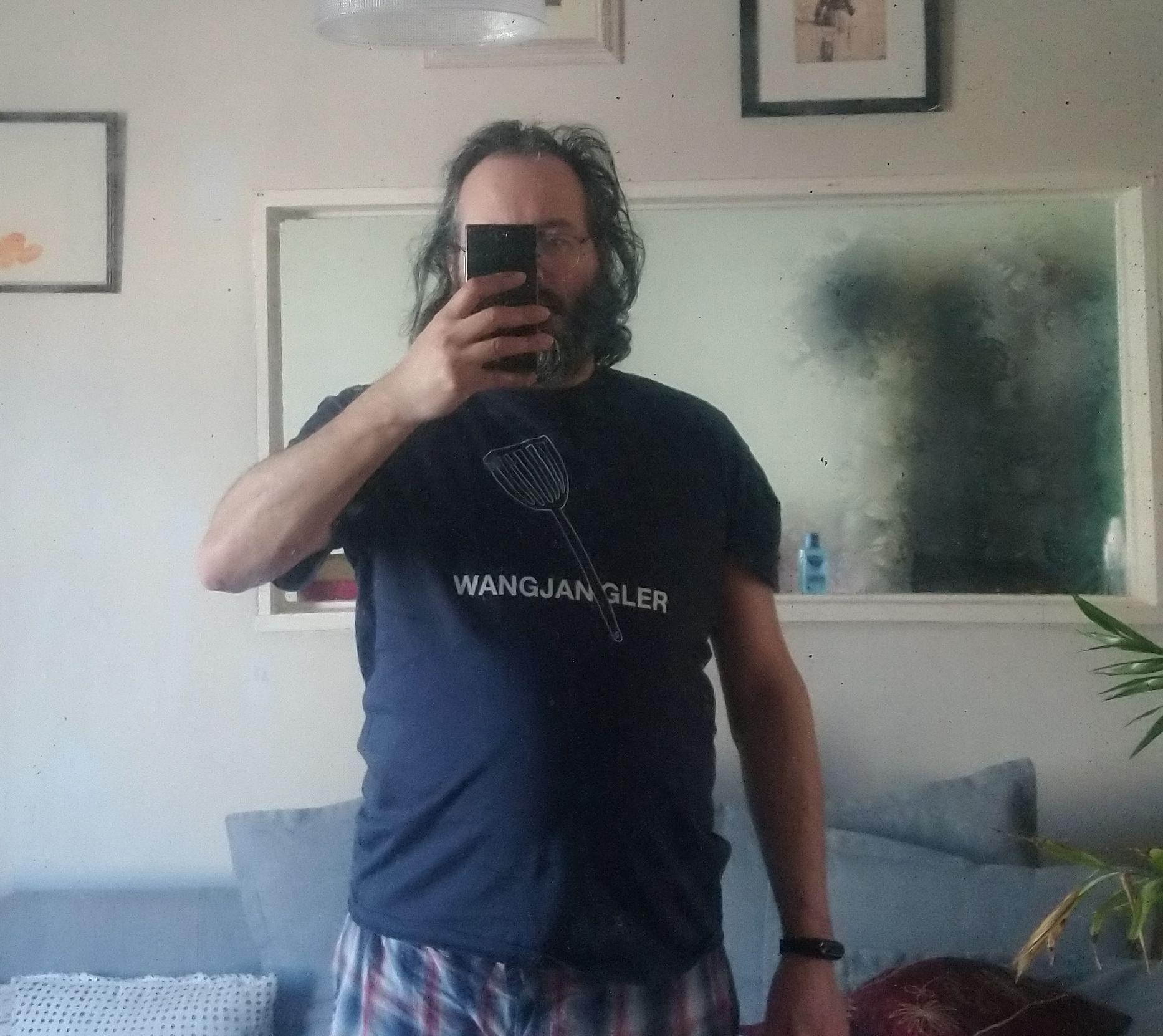 new tee-shirt