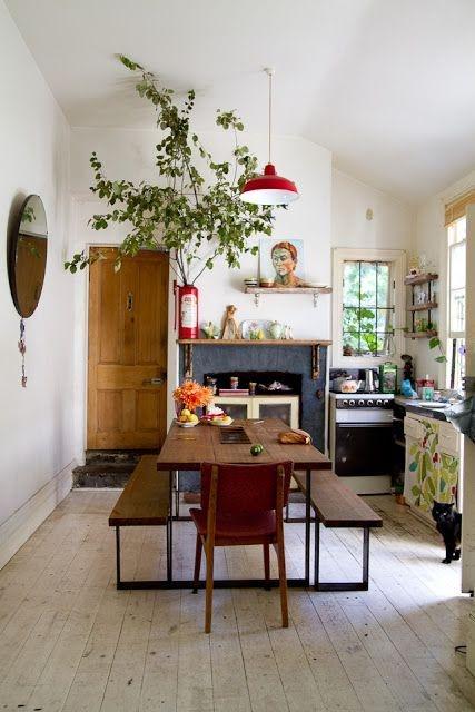 [kitchen] long table copy