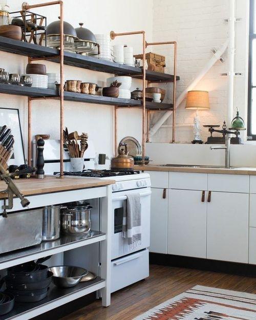 [kitchen] shelves