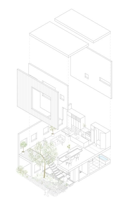 [isometric] house illustration