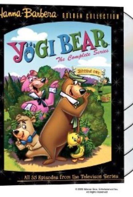 """""""The Yogi Bear Show"""""""
