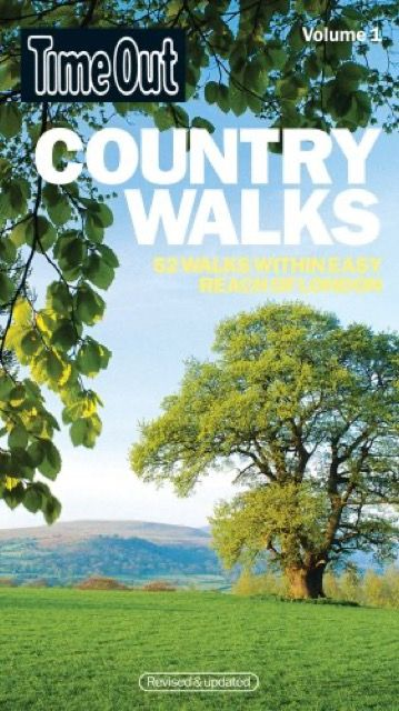 Time Out Book of Country Walks