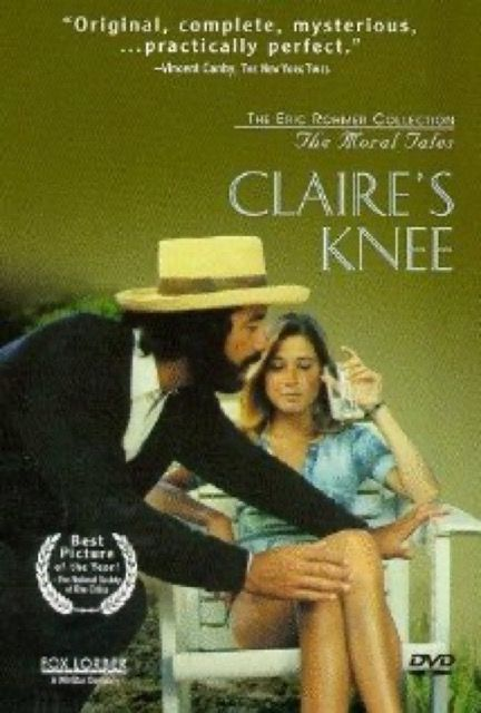 La genou de Claire