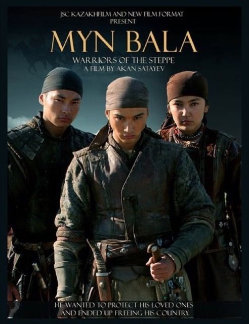 Myn Bala (Warriors of the Steppe)