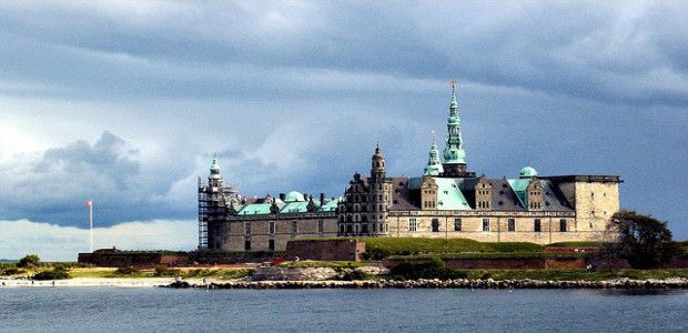 Elsinore, the castle