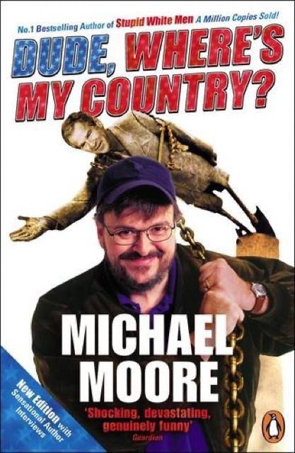Dude, Where's My Country?
