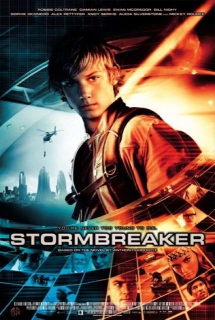 Operation Stormbreaker