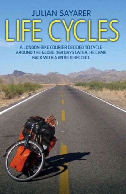 Life Cycles: A London bike courier decided to cycle around the world