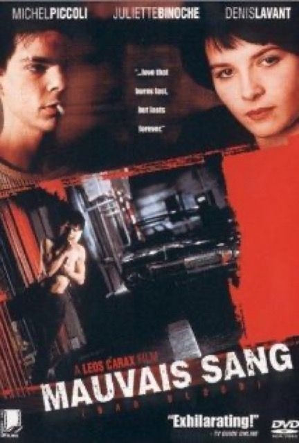 Mauvais Sang (The Night is Young)