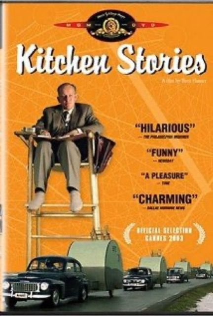 Salmer fra kjøkkenet (Kitchen Stories)