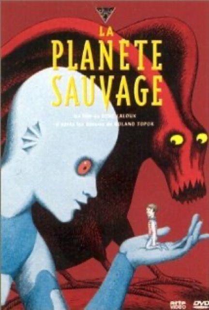 La planète sauvage (Fantastic Planet)