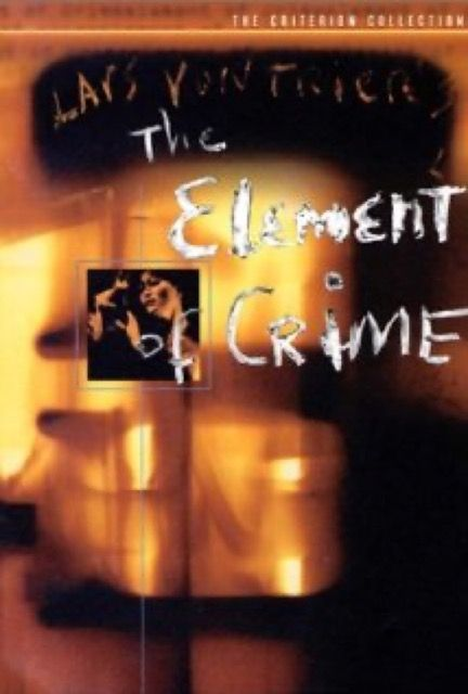Forbrydelsens element (The Element of Crime)