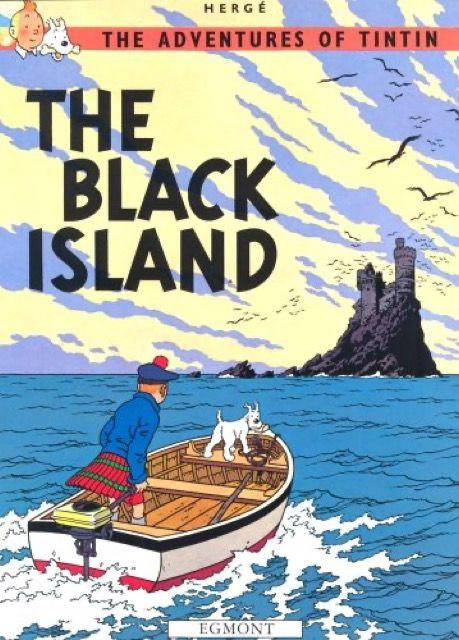 Tintin et l'Isle Noir