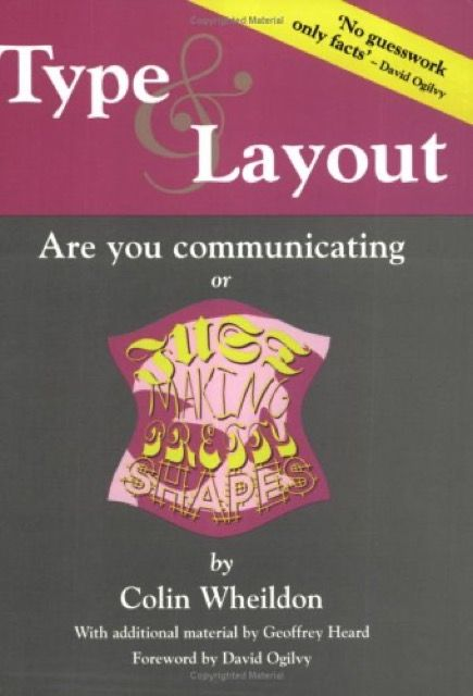 Type & Layout: Are You Communicating — or Just Making Pretty Shapes?