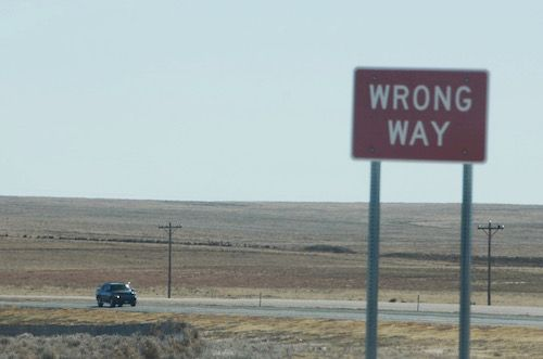 Highway, New Mexico