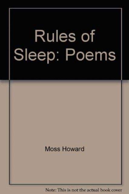 Rules of Sleep