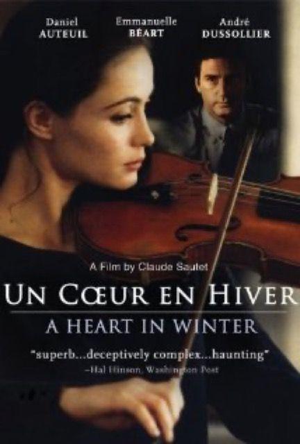 Un Cœur en Hiver (A Heart in Winter)