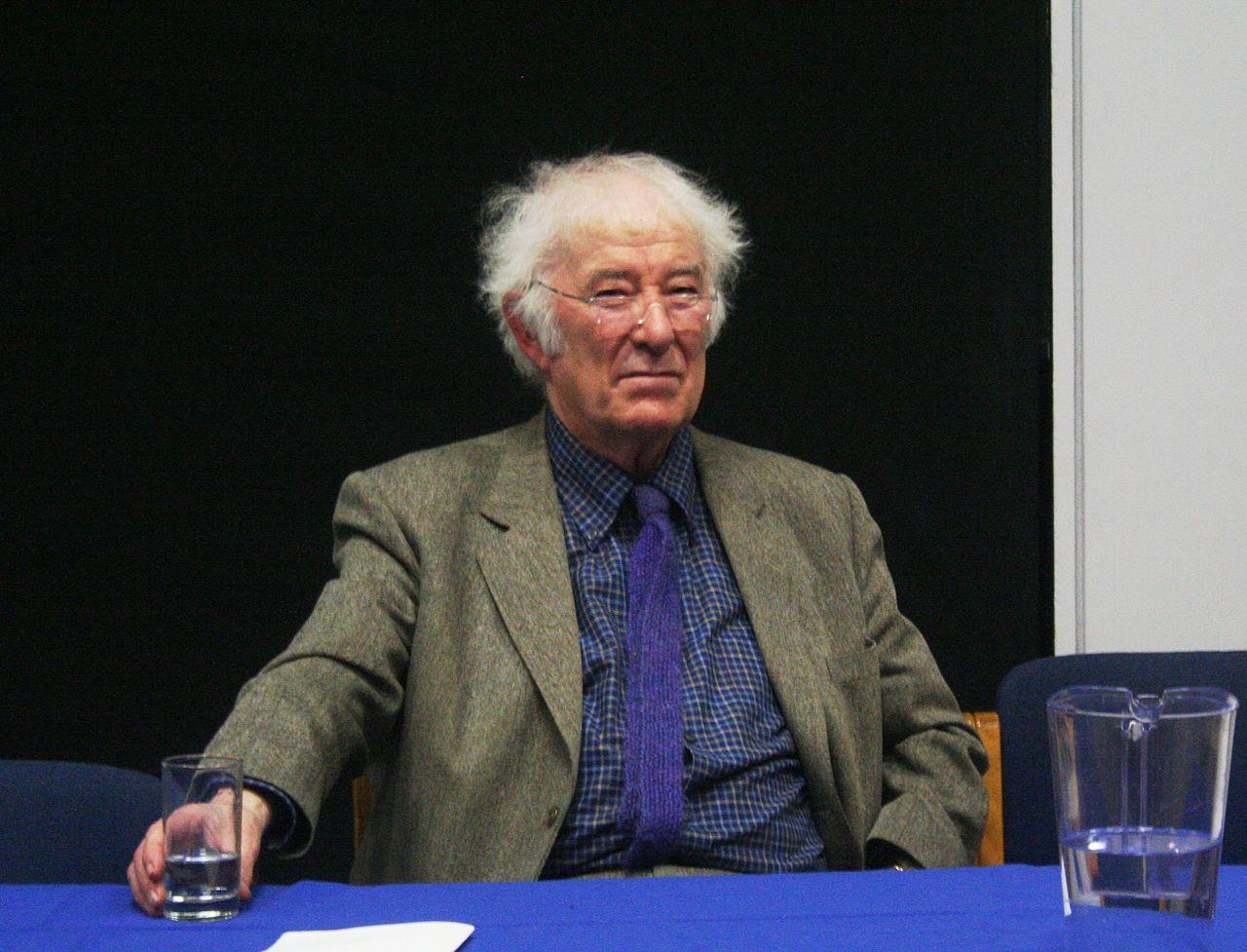 Seamus Heaney, 2009