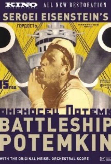Bronenosets Potyomkin (Battleship Potemkin)