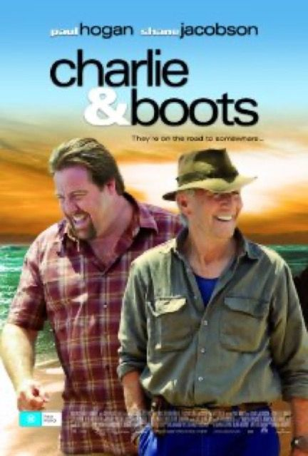 Charlie and Boot