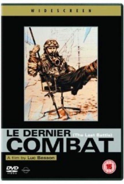 Le dernier combat (The Final Combat)