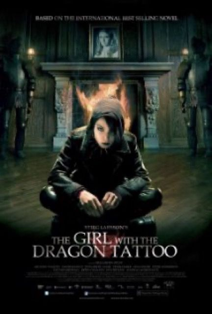 Män som hatar kvinnor (The Girl with the Dragon Tattoo)