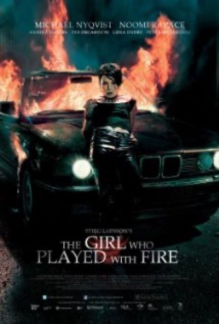 Flickan som lekte med elden (The Girl Who Played with Fire)