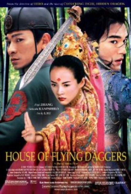 Shi mian mai fu (House of Flying Daggers)