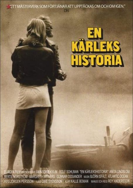 En kärlekshistoria (A Swedish Love Story)