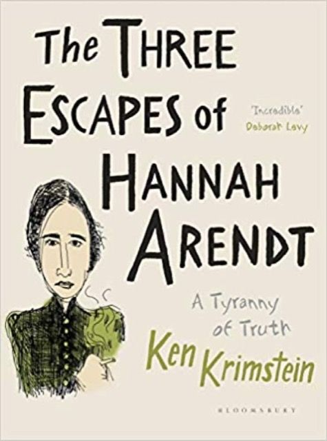The Three Escapes of Hannah Arendt
