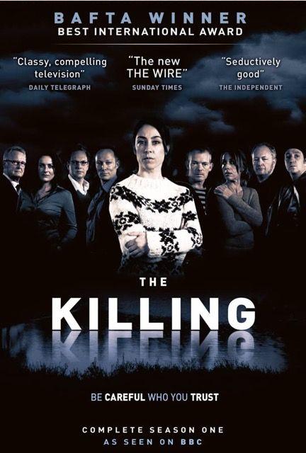 """""""Forbrydelsen"""" (""""The Killing"""")"""