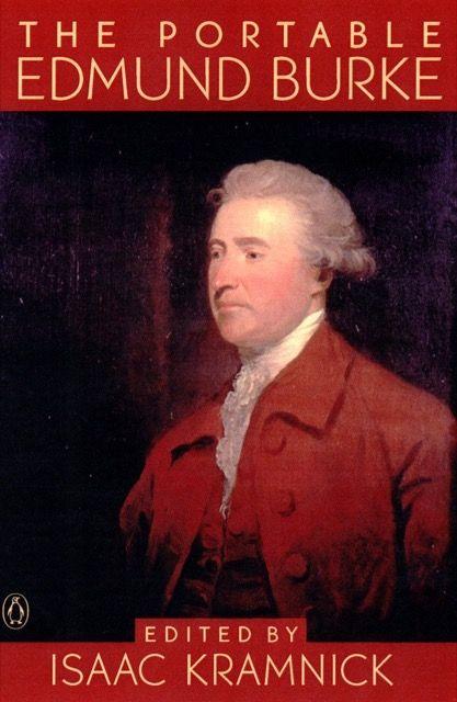The Portable Edmund Burke