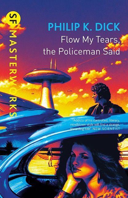 Flow, My Tears, The Policeman Said