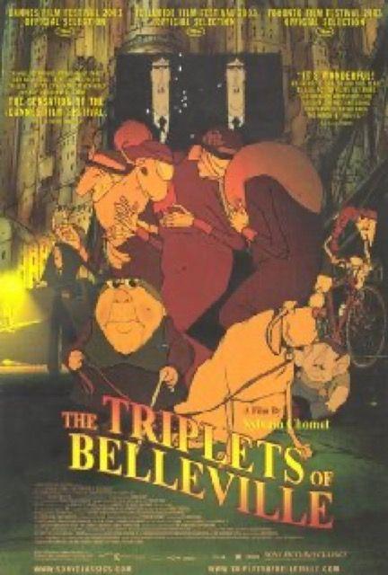 Les Triplettes de Belleville (Belleville Rendez-Vous)